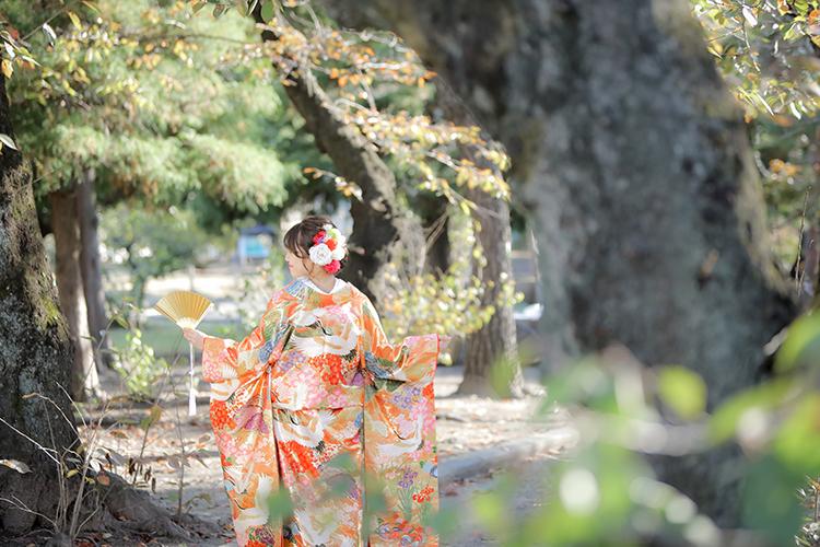 松本城花嫁